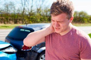 incidente auto colpo di frusta