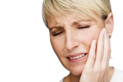 dolore alla mandibola