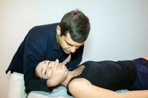 Fisioterapia per cervicalgia