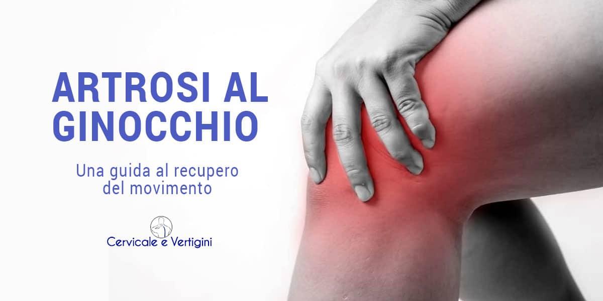 ginocchio artrosi