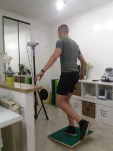 fisioterapia e equilibrio