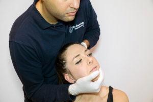 trattamento click mandibolare