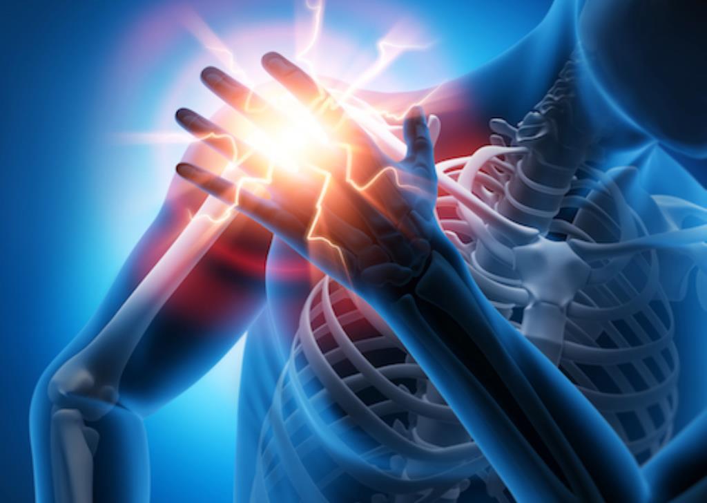 dolore insopportabile spalla