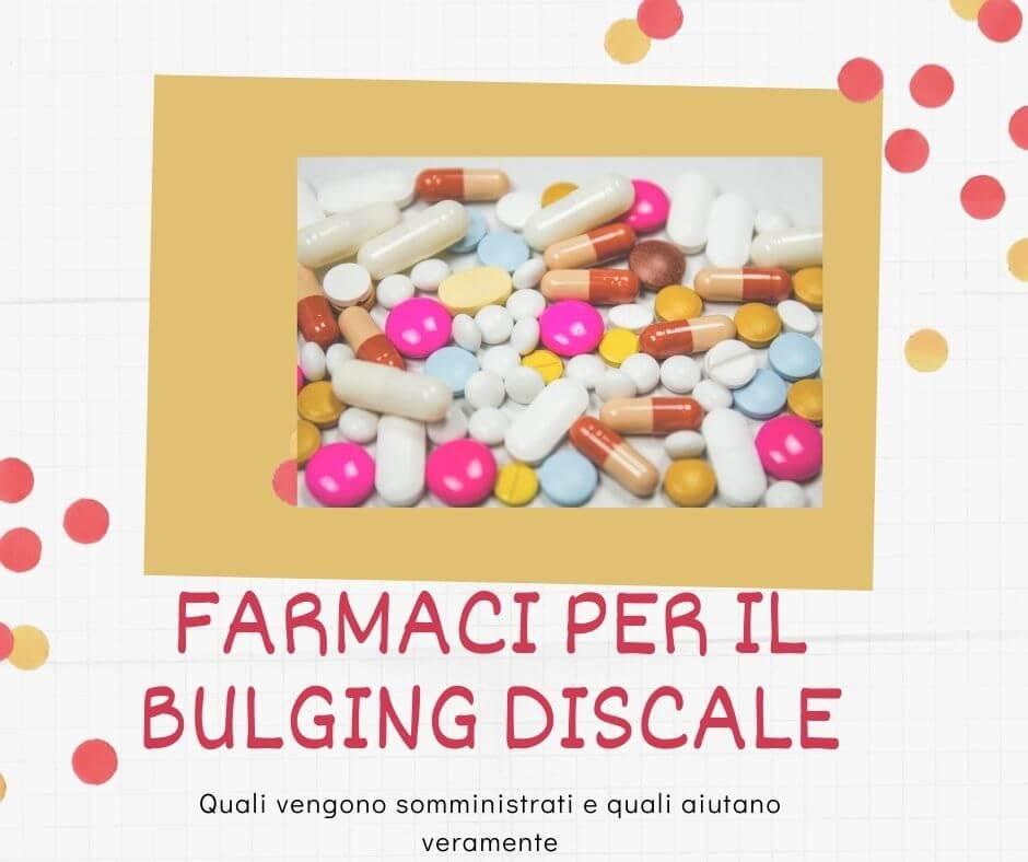 Farmaci bulging discale