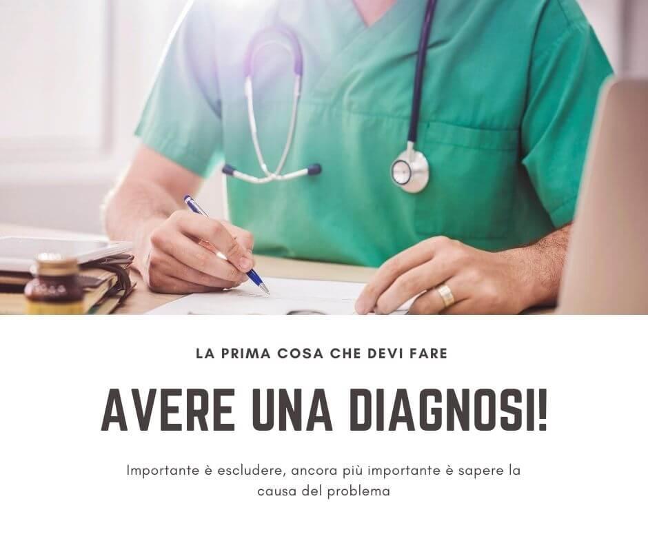 Diagnosi vertigini